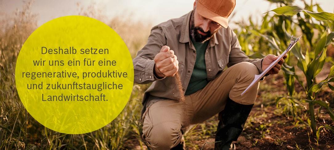 regenerative, produktive und zukunftstaugliche Landwirtschaft